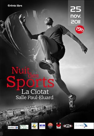 La Nuit Des Sports A La Ciotat Century 21 Cabinet Berenger