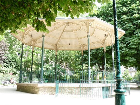 Nouvelle aire de jeux square maurice gardette century for Agence immobiliere 75011
