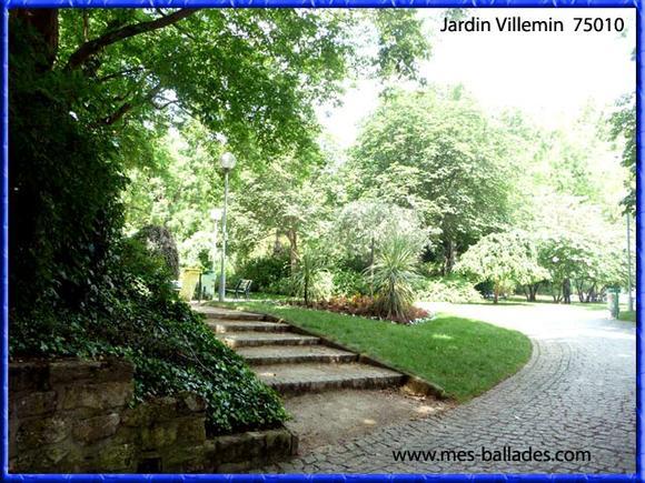 Squares du 10 me century 21 magenta la fayette agence for Jardin villemin