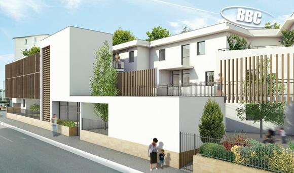 Nouvelle r sidence sur troyes century 21 lair for Agence immo troyes