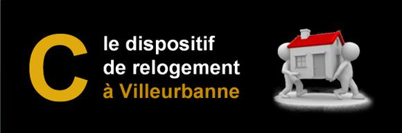Dispositif de relogement a Villeurbanne