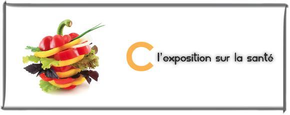 Exposition Destination alimentation nutrition sante