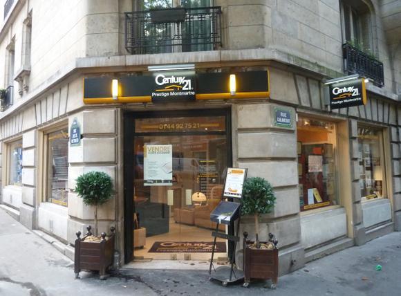 Agence immobili re century 21 prestige montmartre 75018 paris - Century 21 paris 18eme ...