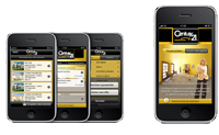 Application CENTURY 21 sur iPhone